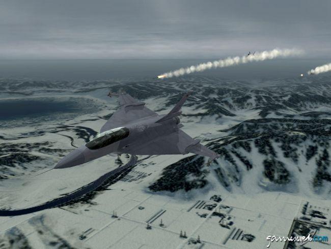 Ace Combat: Squadron Leader  Archiv - Screenshots - Bild 28