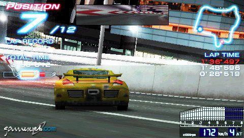Ridge Racer  Archiv - Screenshots - Bild 11