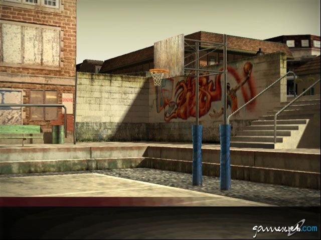 NBA Street V3  Archiv - Screenshots - Bild 25