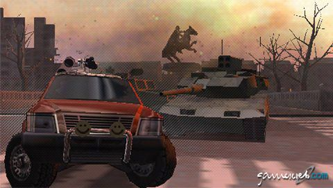 Fired Up (PSP)  Archiv - Screenshots - Bild 8