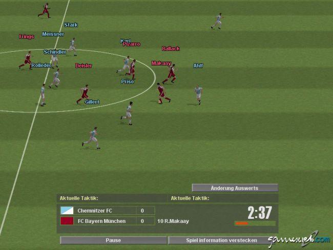 BDFL Manager 2005 Pro Edition  Archiv - Screenshots - Bild 4