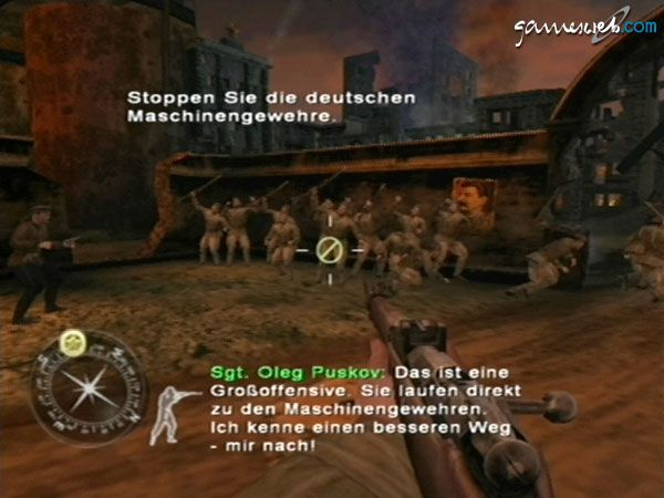 Call of Duty: Finest Hour  Archiv - Screenshots - Bild 5
