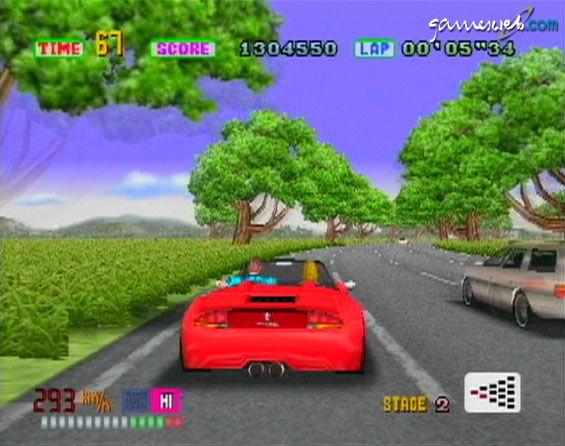 Sega Classics Collection  Archiv - Screenshots - Bild 23