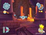 Worms Forts: Unter Belagerung  Archiv - Screenshots - Bild 3