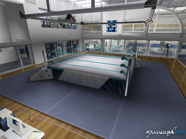 WWE WrestleMania 21  Archiv - Screenshots - Bild 34