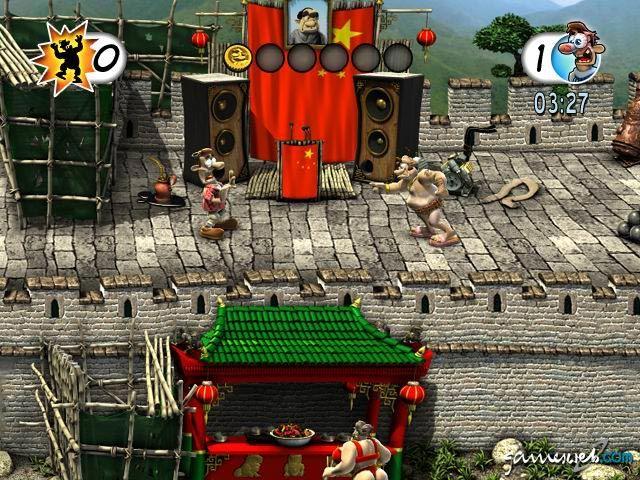Böse Nachbarn  Archiv - Screenshots - Bild 6