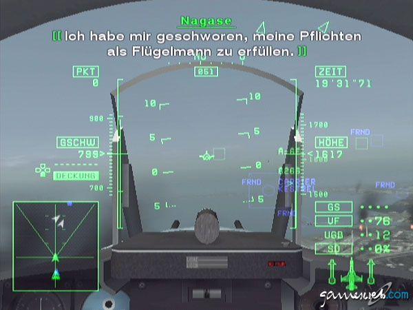 Ace Combat: Squadron Leader  Archiv - Screenshots - Bild 20