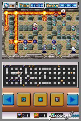 Bomberman (DS)  Archiv - Screenshots - Bild 8
