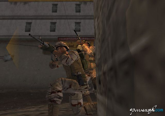Full Spectrum Warrior  Archiv - Screenshots - Bild 5