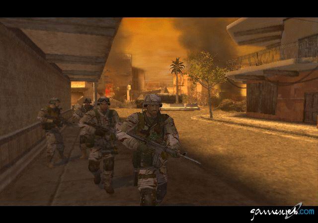 Full Spectrum Warrior  Archiv - Screenshots - Bild 8