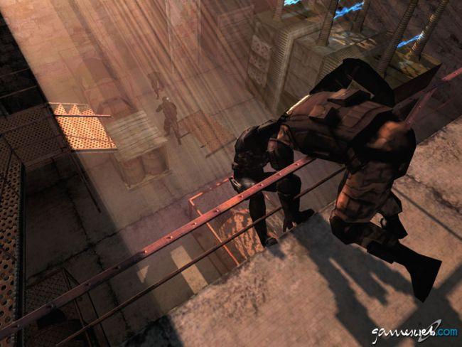 Splinter Cell: Chaos Theory  Archiv - Screenshots - Bild 15