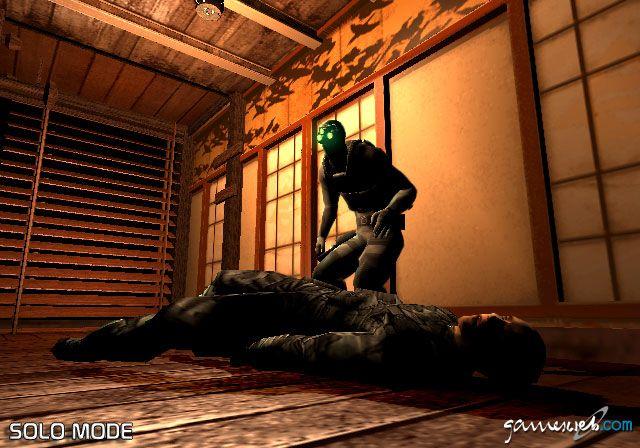Splinter Cell: Chaos Theory  Archiv - Screenshots - Bild 18