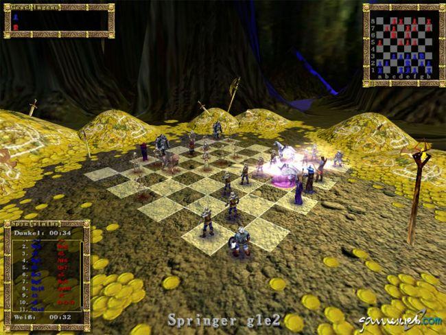 War Chess -  Screenshots Archiv - Screenshots - Bild 6