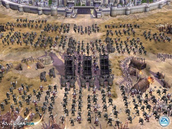 Властелин колец битва за средиземье 2 the lord of the rings