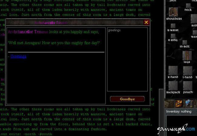 Aeonfalls Online  Archiv - Screenshots - Bild 9