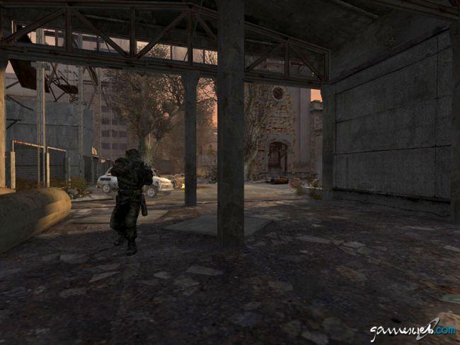S.T.A.L.K.E.R. Shadow of Chernobyl  Archiv - Screenshots - Bild 101