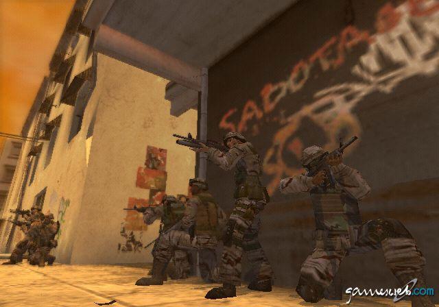 Full Spectrum Warrior  Archiv - Screenshots - Bild 6