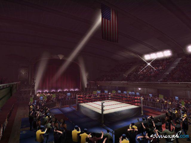 WWE WrestleMania 21  Archiv - Screenshots - Bild 40