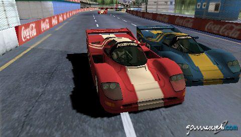 DTM Race Driver 2 (PSP)  Archiv - Screenshots - Bild 38