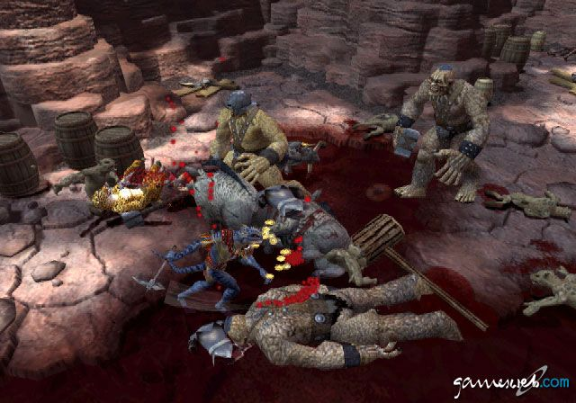 Champions: Return to Arms  Archiv - Screenshots - Bild 28