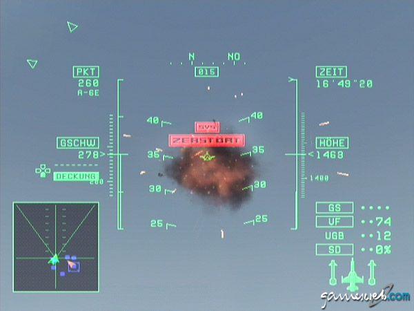 Ace Combat: Squadron Leader  Archiv - Screenshots - Bild 13