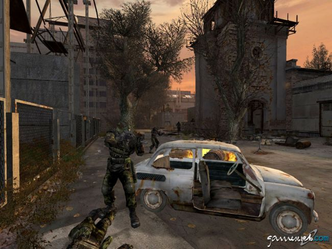 S.T.A.L.K.E.R. Shadow of Chernobyl  Archiv - Screenshots - Bild 118