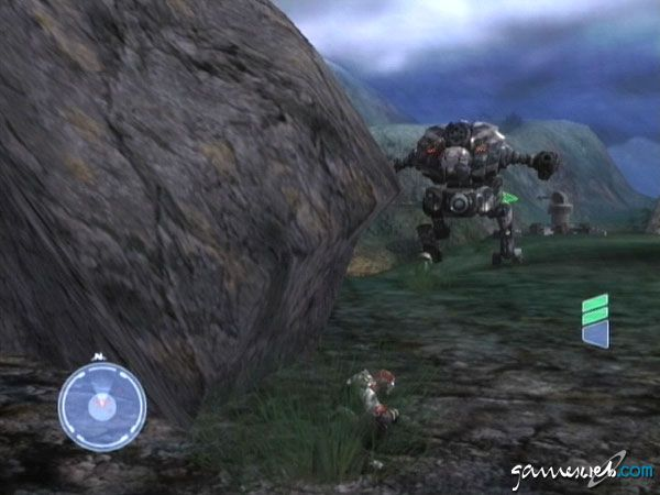 MechAssault 2: Lone Wolf  Archiv - Screenshots - Bild 8