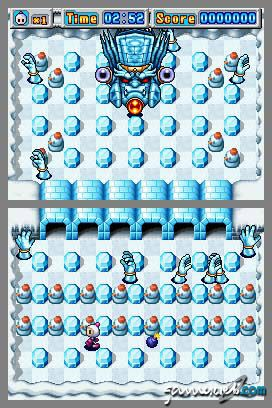 Bomberman (DS)  Archiv - Screenshots - Bild 13