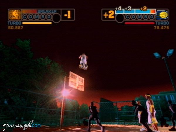 NBA Street V3  Archiv - Screenshots - Bild 15