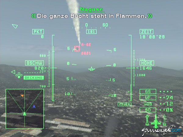 Ace Combat: Squadron Leader  Archiv - Screenshots - Bild 15