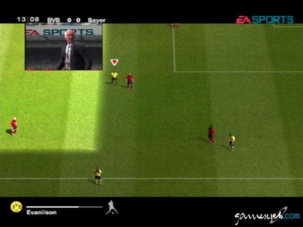 UEFA Champions League 2004-2005  Archiv - Screenshots - Bild 9
