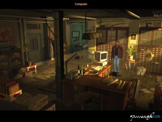 Nibiru: Bote der Götter  Archiv - Screenshots - Bild 17