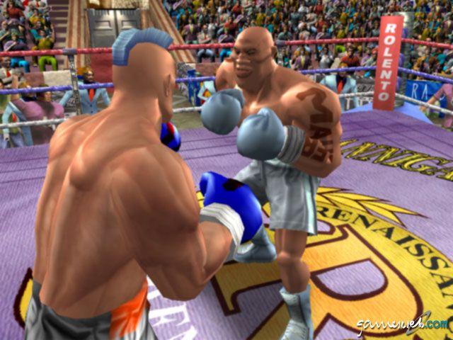 Heavyweight Thunder  Archiv - Screenshots - Bild 10