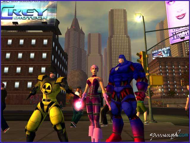City of Heroes  Archiv - Screenshots - Bild 92