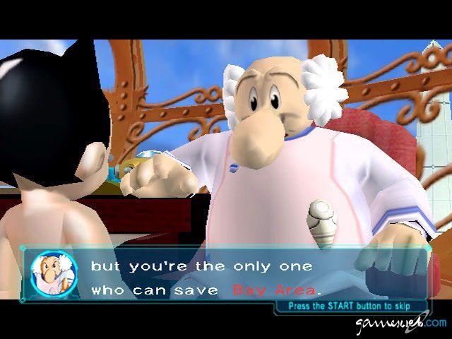Astro Boy  Archiv - Screenshots - Bild 2