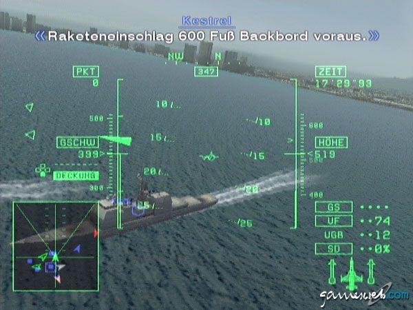 Ace Combat: Squadron Leader  Archiv - Screenshots - Bild 14