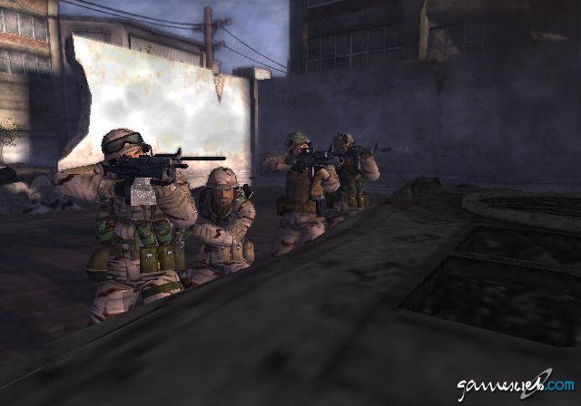 Full Spectrum Warrior  Archiv - Screenshots - Bild 22