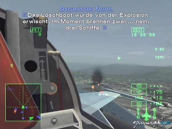 Ace Combat: Squadron Leader  Archiv - Screenshots - Bild 18