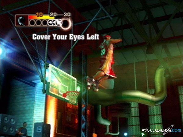 NBA Street V3  Archiv - Screenshots - Bild 12