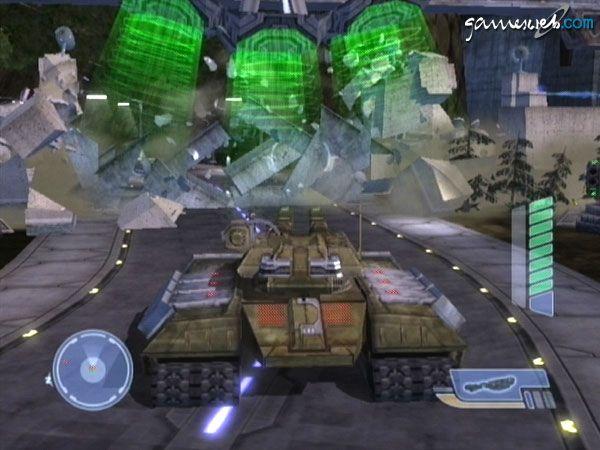 MechAssault 2: Lone Wolf  Archiv - Screenshots - Bild 12