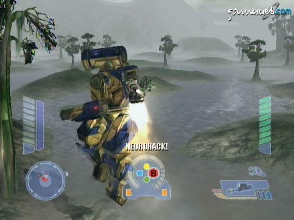 MechAssault 2: Lone Wolf  Archiv - Screenshots - Bild 5