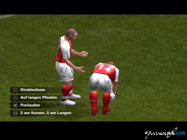 UEFA Champions League 2004-2005  Archiv - Screenshots - Bild 10