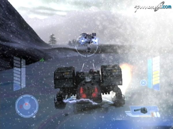 MechAssault 2: Lone Wolf  Archiv - Screenshots - Bild 4