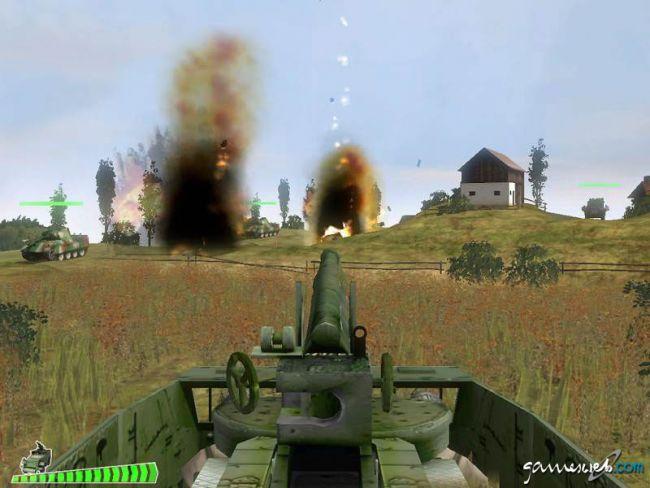 Battle Strike: Road to Berlin  Archiv - Screenshots - Bild 16