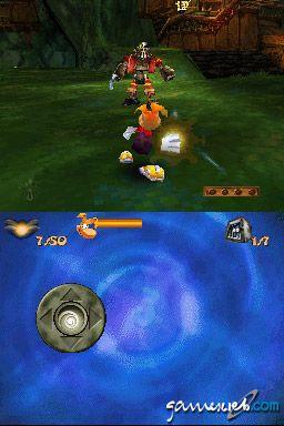 Rayman DS  Archiv - Screenshots - Bild 4