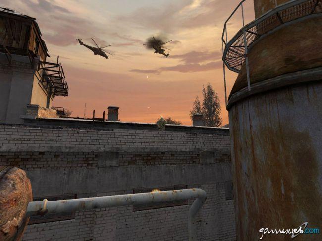 S.T.A.L.K.E.R. Shadow of Chernobyl  Archiv - Screenshots - Bild 106