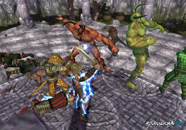 Champions: Return to Arms  Archiv - Screenshots - Bild 34