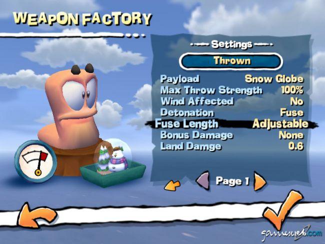 Worms 4: Mayhem  Archiv - Screenshots - Bild 28
