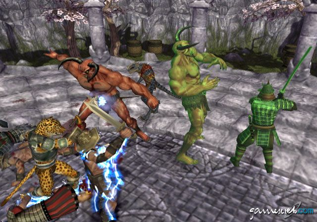 Champions: Return to Arms  Archiv - Screenshots - Bild 15