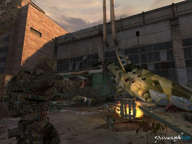 S.T.A.L.K.E.R. Shadow of Chernobyl  Archiv - Screenshots - Bild 110